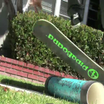 Carlos Lastra on PipeBoard, Extreme Balance Board